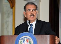 Presidente Medina encabeza acto de Día de la Mipymes