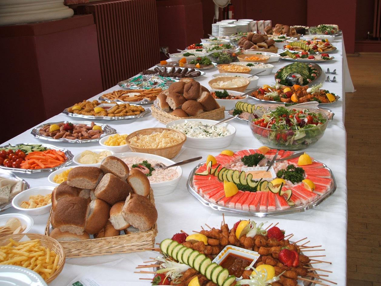 Idea de negocio: Servicio de catering especializado