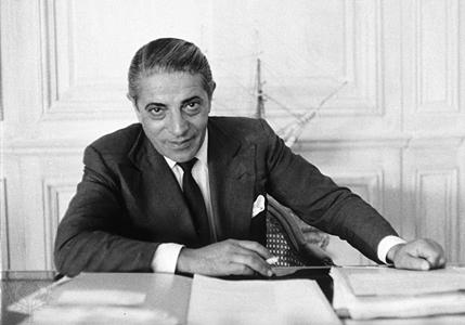 Las 10 Claves del éxito según el magnate griego Aristóteles Onassis
