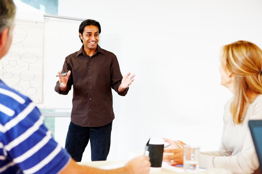 ¿Cómo realizar una presentación de negocios exitosa?