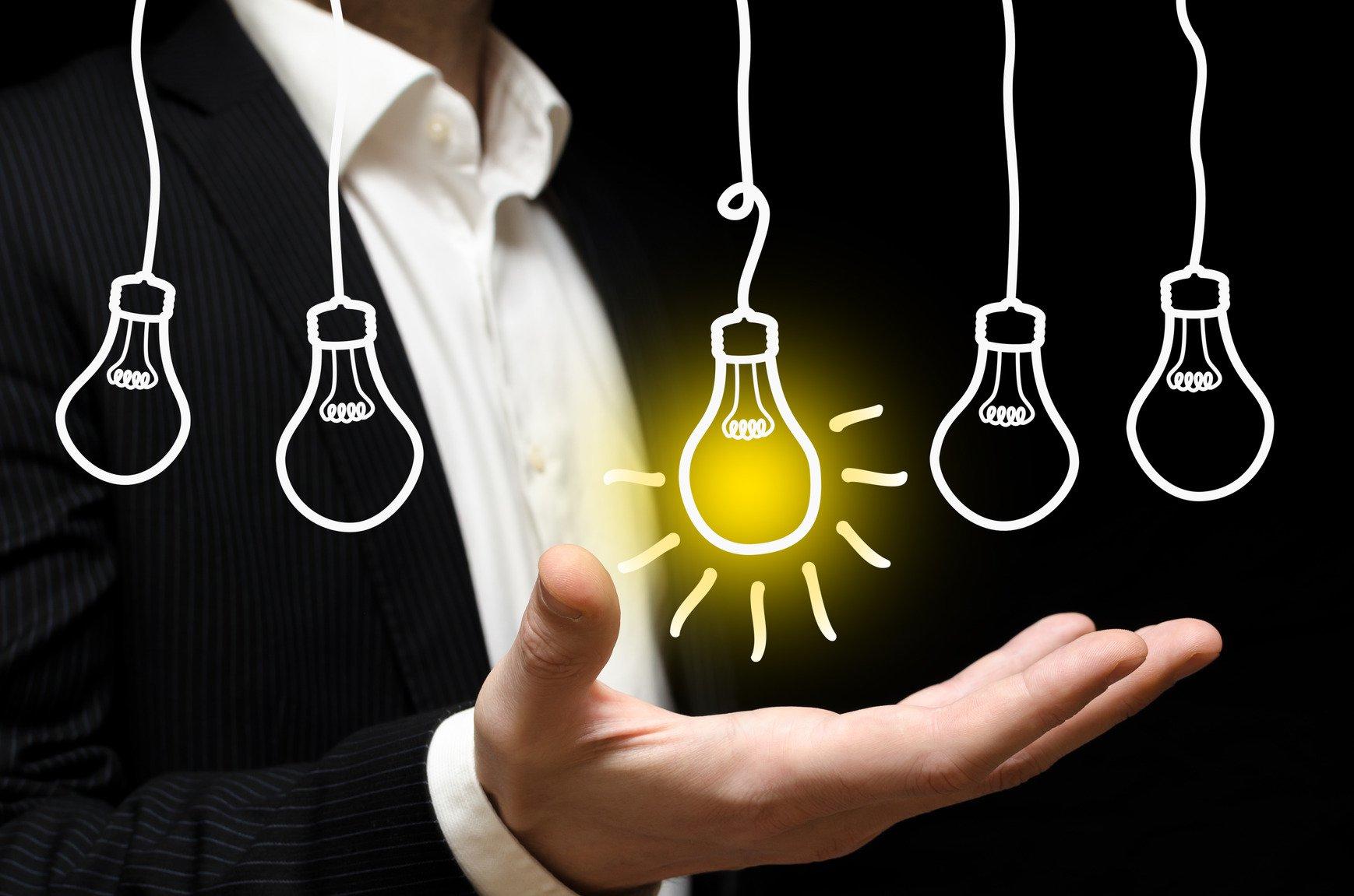 Pasos para convertir una idea en un negocio.