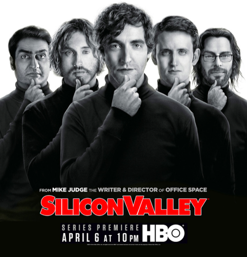 Silicon Valley, la serie de HBO para Emprendedores