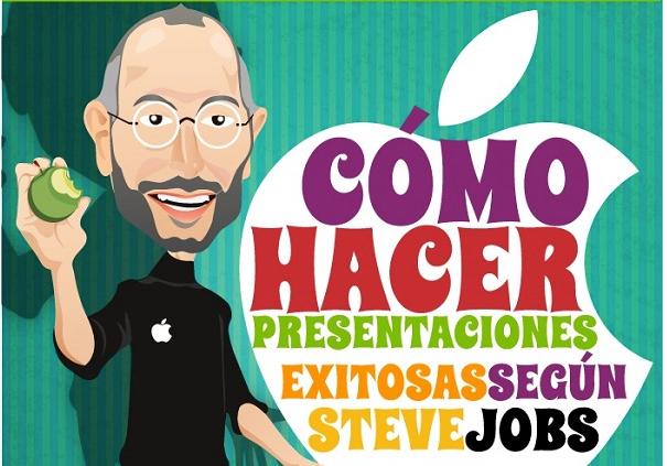 Cómo hacer presentaciones exitosas según Steve Jobs