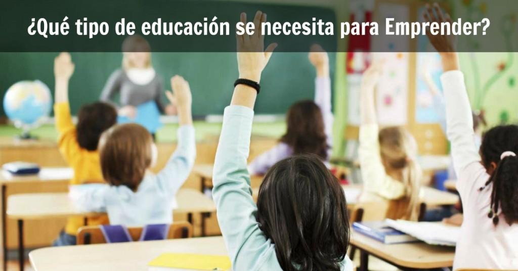 educacion para emprender