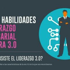 Nuevas Habilidades de Liderazgo Empresarial en la Era 3.0 (infografía)