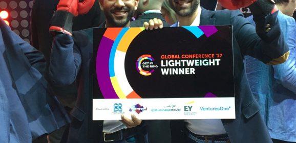 EDUPASS gana Primer Lugar en competencia global GET in The Ring en Singapur