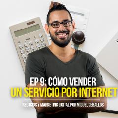 Cómo vender servicios por internet