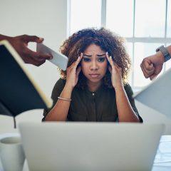 10 señales ocultas que te dicen que estás estresado, incluso si piensas que no lo estás.