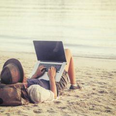 Convertirse en un nómada digital: el arte de trabajar remoto (y cómo conseguirlo)